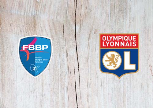 Bourg-en-Bresse vs Olympique Lyonnais -Highlights 4 January 2020