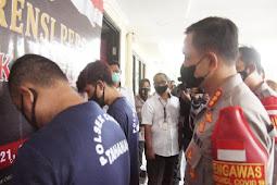 Polisi Berhasil Amankan 2 Pelaku Perampasan HP di Jalan SMA Ciracas