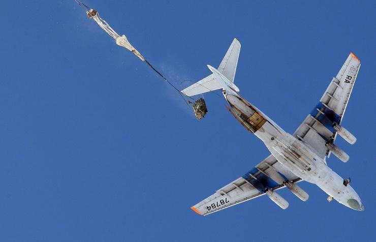 BMD-4M : Kendaraan Tempur yang Jatuh dari Langit