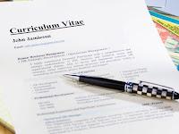 Tips Menulis Daftar Riwayat Hidup (Curriculum Vitae)