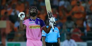 Sanju Samson 102* - SRH vs RR 8th Match IPL 2019 Highlights