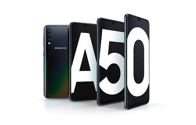 كل ما تريد معرفته عن هاتف  Galaxy A50