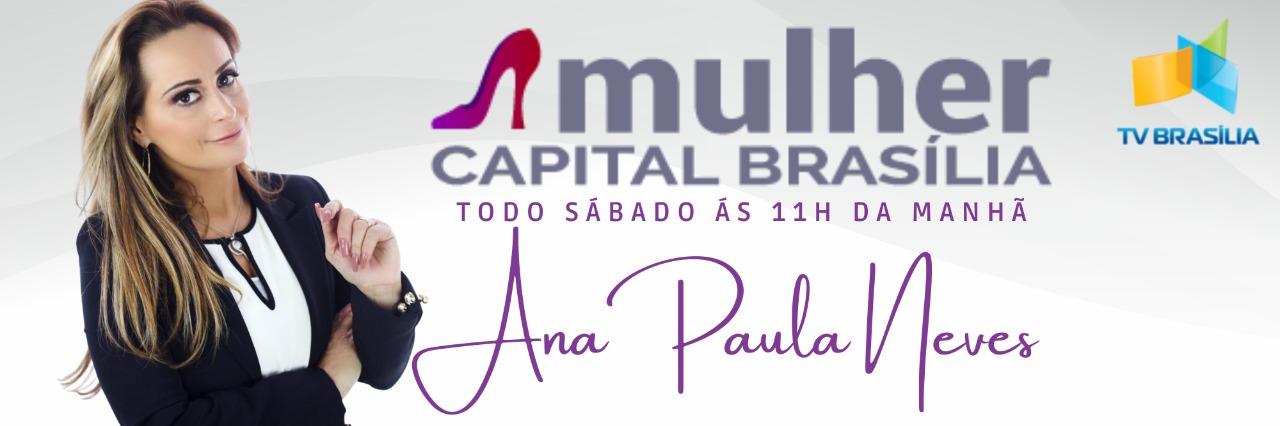 Mulher Capital Brasília