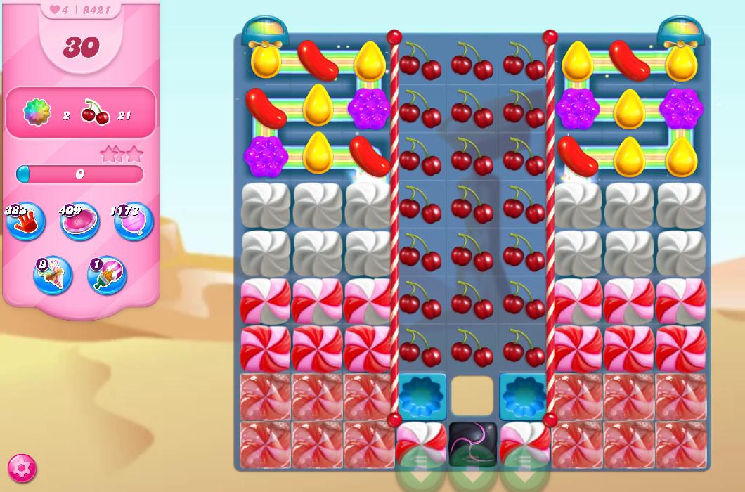 Candy Crush Saga level 9571