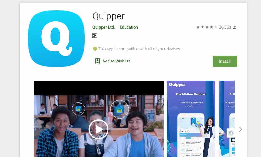 4. Quipper