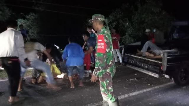 Bus Masuk Jurang di Sumedang 26 Tewas, 38 Lainnya Luka-luka