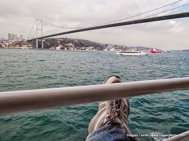 Dias 22 a 28 da viagem: Istambul, Turquia - Europa e Ásia tudo junto 2