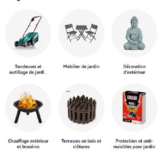JARDIN & LOISIR : Amazon.fr - Découvrez toutes les catégories Jardin d'Amazon.fr: Mobilier de jardin, terrasses, barbecues, chauffage d'extérieur, piscines, rangements, jardinage, outillage et décoration.