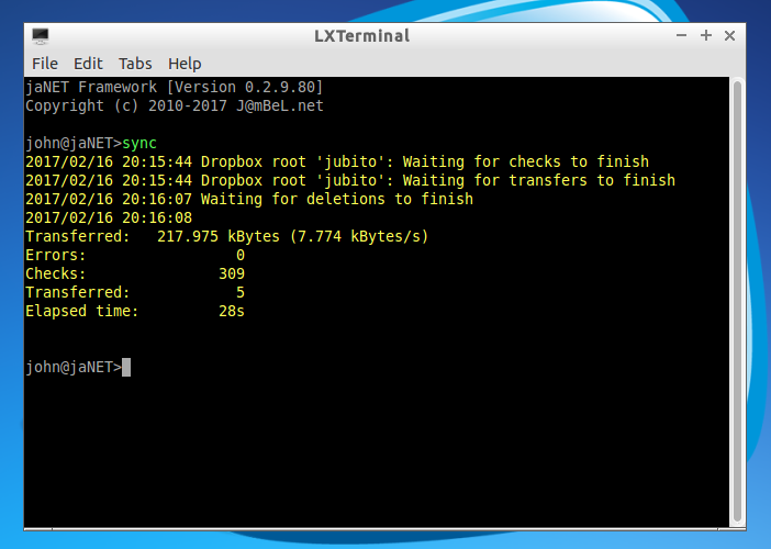 Jubito: Dropbox alternative for ARM Linux and Jubito integration