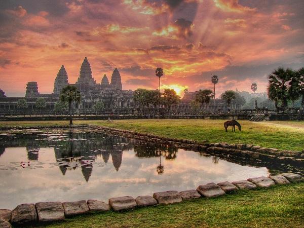 Quần thể Angkor - di sản văn hóa Thế Giới
