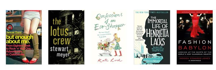 September Books List / Reviews