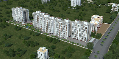 2 Bhk Flat In Moshi At Kamalraj Datta Vihar
