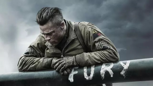 Review Film Fury 2014 : Kisah Perjuangan Tak Kenal Menyerah Serdadu Amerika di Perang Dunia Kedua