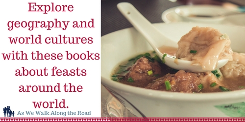 Books about feasts around the world
