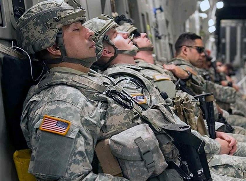 Exército americano recomenda favorecer a sesta 03 Fonte U.S. Medicine