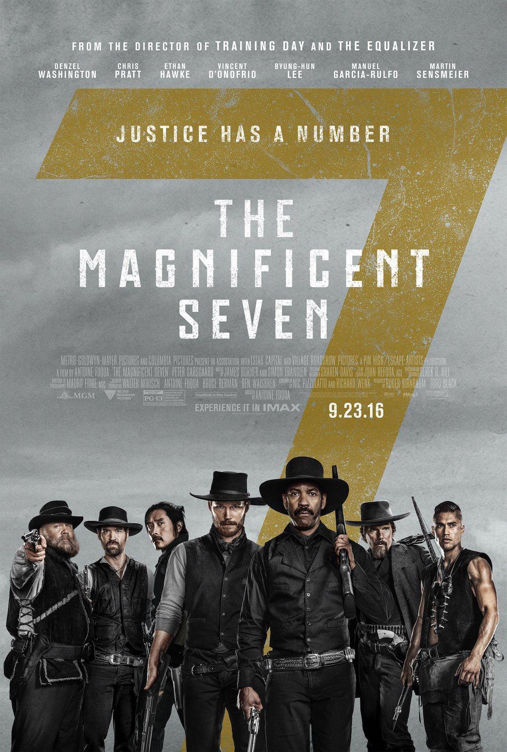 Nonton Film The Magnificent Seven (2016)