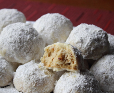 Food Wishes Video Recipes Russian Tea Cakes A Great Holiday