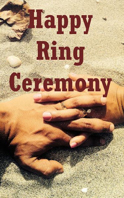 Happy Ring Ceremony Wishes