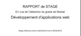 [PDF] Rapport de stage (Spring - AngularJs)