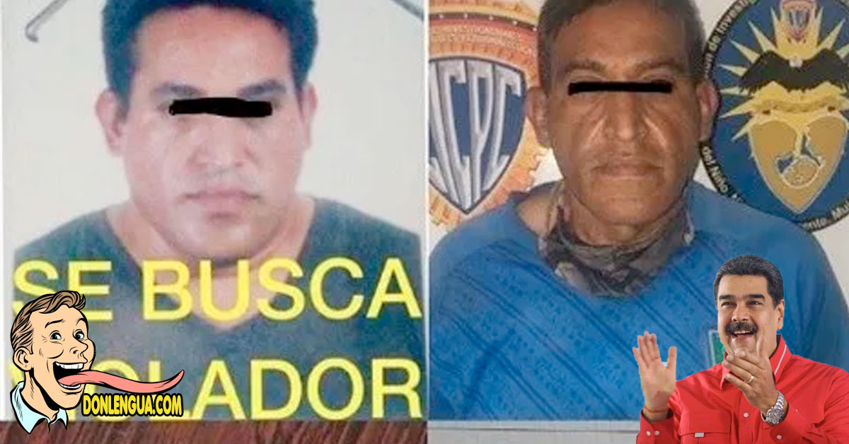Militante Chavista abusaba diariamente de su hijastra de 10 años en Catia