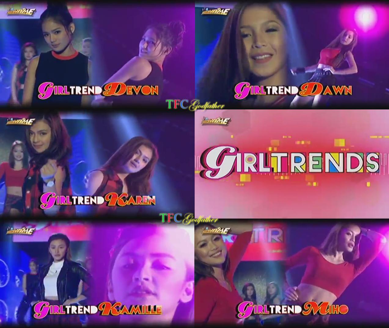 Tfc Godfather S Kapamilya Underground All Girl Dance