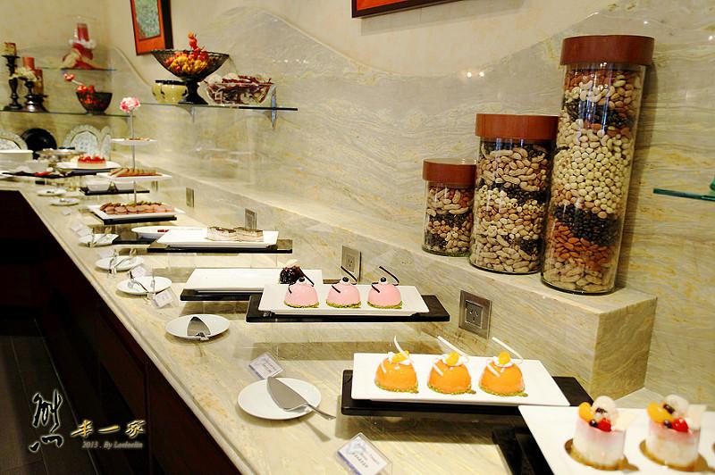 歐華酒店下午茶buffet甜點馬卡龍吃到飽|台北中山區吃到飽餐廳|歐華酒店下午茶