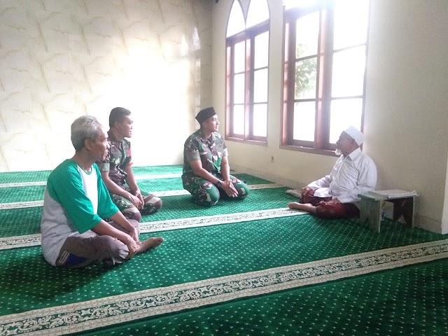 Dandim 0503/Jakarta Barat Silaturahmi Ke Tokoh Agama