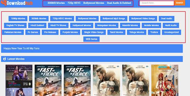 DownloadHub | Dual Audio Movies Download