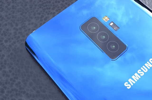 √ Samsung Launches The Smartphone Amongst The Starting Fourth Dimension 3 Cameras, Know What Is The Price