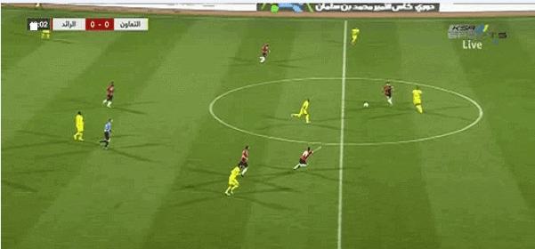 مشاهدة مباراة التعاون والرائد بث مباشر اليوم 09-01-2021 الدوري السعودي