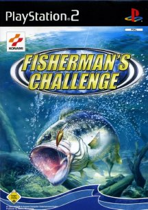 Fishermans Challenge  PS2 ISO