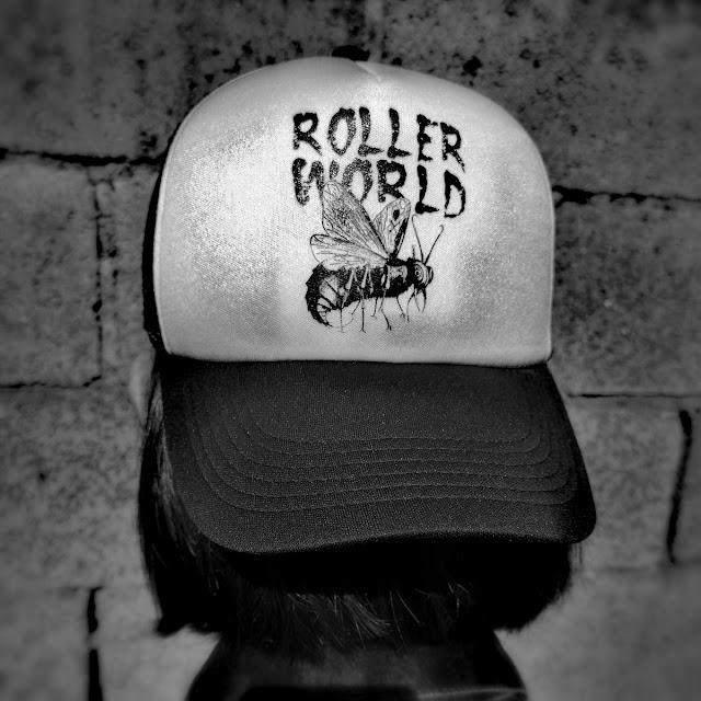 ROLLER WORLD - Lame Soeur (Album, 2020)