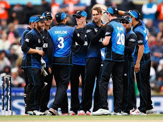 New Zealand vs Sri Lanka Highlights - 1st Match - Pool A | ICC Cricket World Cup 2015
