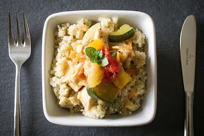 Best Quinoa With Chicken Broth (Get Cooking)
