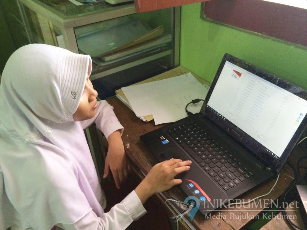 Inilah SMP yang Menyelenggarakan PPDB Online di Kebumen