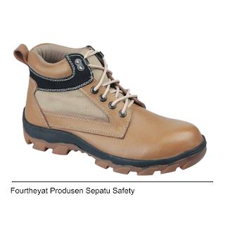 Jual Sepatu Safety bandung