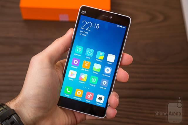 Spesifikasi dan Harga Baru 32GB, Ponsel Android Lollipop
