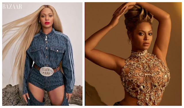 Beyonce opens up on why she's so private (photos)