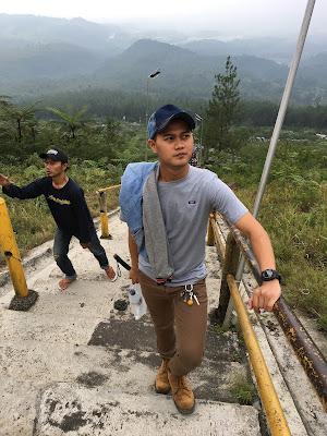 REVIEW WISATA GUNUNG GALUNGGUNG | Tasikmalaya
