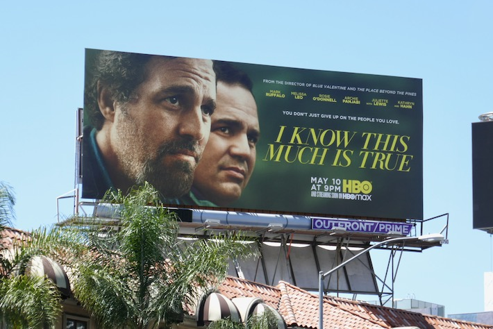 I Know This Much Is True HBO billboard