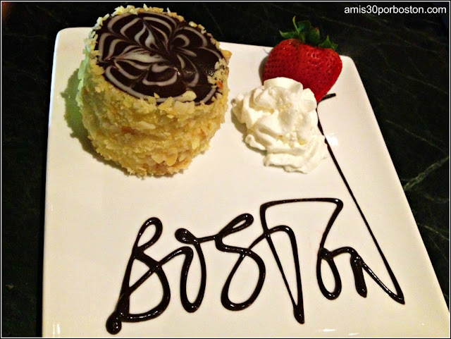 The Last Hurrah: Boston Cream Pie
