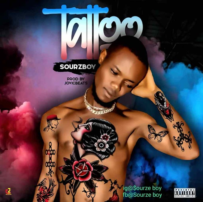 SOURZE BOY – TATTOO