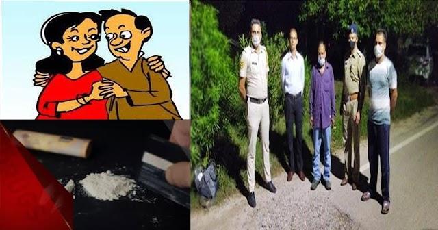 हिमाचल: चिट्टा सप्लाई करने वाला पर्यटक दंपति गिरफ्तार, आधा किलो चरस के साथ एक अरेस्ट