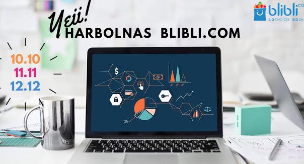 Sambut Harbolnas, Blibli Sediakan Promo SYOK untuk Pelanggan