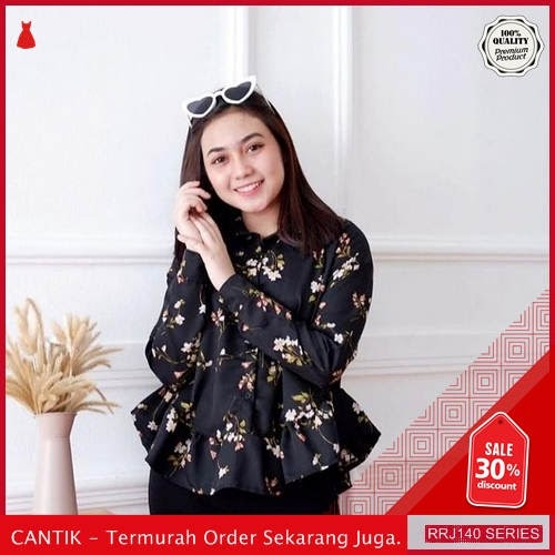 Jual RRJ140A61 Atasan Rana Shirt Wanita Sf Terbaru Trendy BMGShop