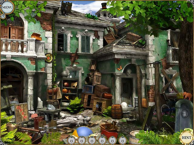 Look at 100% hidden objects, a hidden object game built up by cerasus media. Games Torrent October 2011