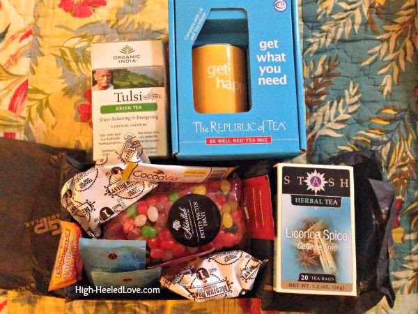 Get Happy: Drink Tea