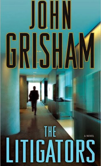 The Litigators by John Grisham - Book Cover