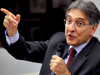 Lupi mídia golpista Dilma ministro
