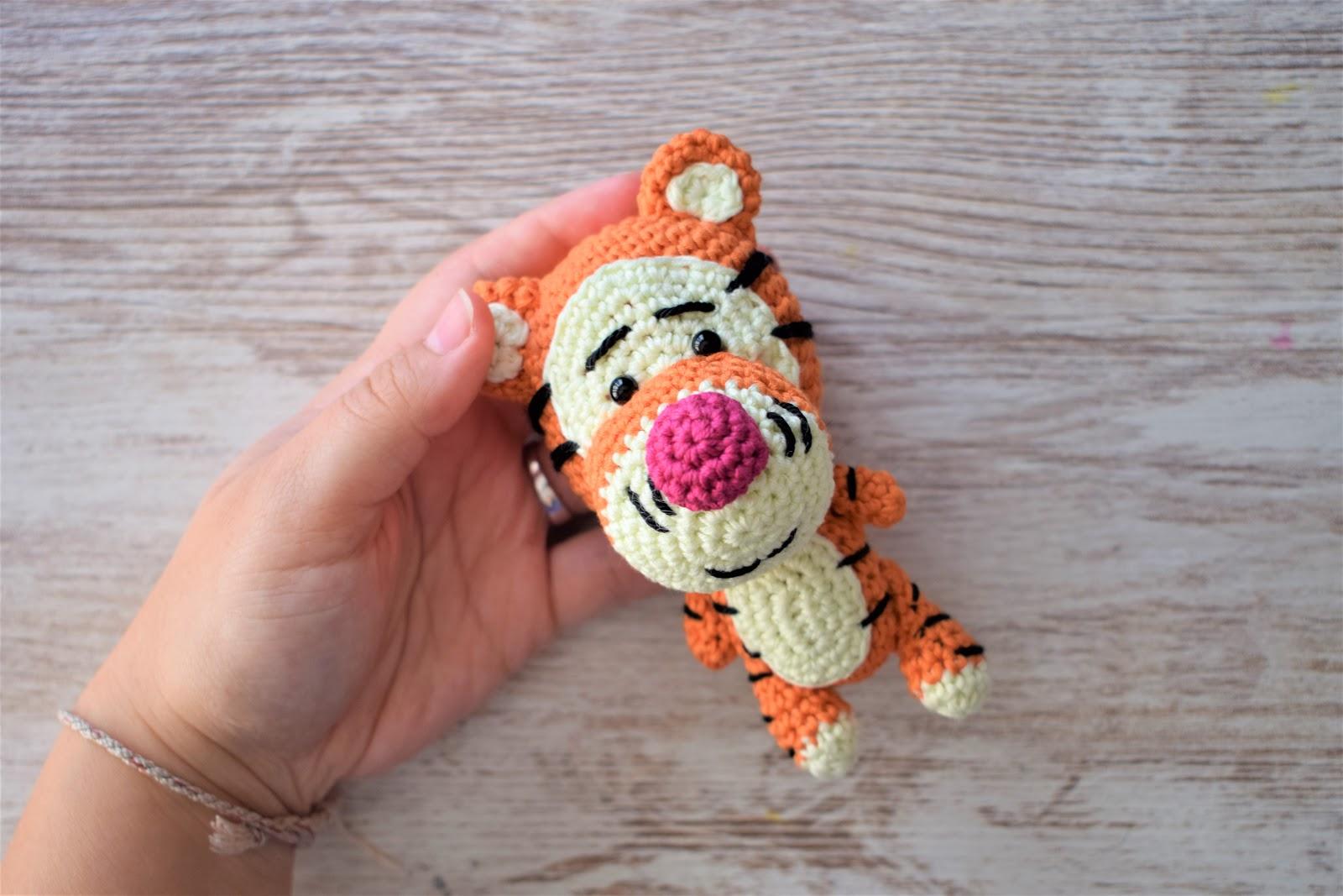 Crochet Amigurumi Winnie The Pooh Free Patterns | 1067x1600